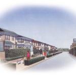 第1種低層住居専用地域のイメージ画像